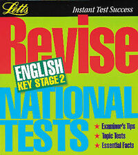 Letts Revision: Key Stage 2: Revise National Tests English by Letts...