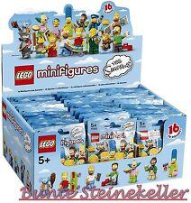 71005 LEGO®: komplettes Display Serie 1 mit 60 Figuren THE SIMPSONS ! NEU & OVP