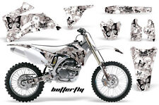 AMR RACING OFF ROAD MOTOCROSS GRAPHIC DECAL KIT YAMAHA YZ 250/450 F 06-09 BKBGW