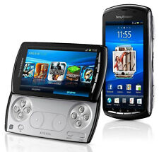 Sony Ericsson XPERIA PLAY R800i Black GSM Unlocked 8 GB Android Gamer RB