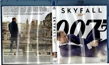 James Bond: SKYFALL - Original Blu-ray DVD - PAL (Code B) einwandfrei!
