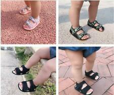 Infant Baby Summer Sandals Child Boy Girl Rubber Soles Camouflage Trainers 1 2 3