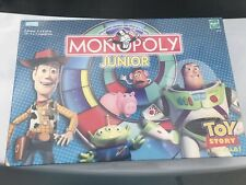 toy story Monopoly + Traveling Pillow And Sleeping Bag