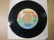 Christian 45rpm record - Pete Carleston - DREAMER'S DREAM
