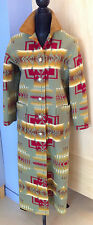 Pendleton Woman's Blanket Coat - Size XS