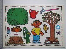Aufkleber MultiSticker Ernie - Bert - Sesamstrasse (M1832)