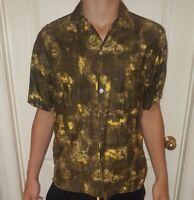 1960s Tropicana hawaiian shirt mens small