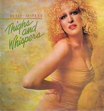 BETTE MIDLER – Thighs and Whispers – k50636 – LP Vinyl Record