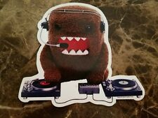 Domo DJ Domo Turntable Magnet Buy 1 Get 2 Domo Items FREE