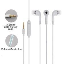 3.5mm Jack In Ear Stereo Handsfree Earphone Headset Headphone For Samsung