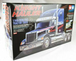 Tamiya Knight Hauler 1/14 Electric RC Semi Tractor Truck Kit 56314