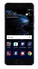Huawei P10 Sim Free 5.1 inch Android Unlocked 64GB Smartphone - Black