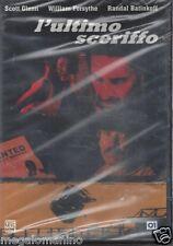 Dvd **L'ULTIMO SCERIFFO** nuovo sigillato 1999