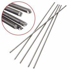 1-10x Titanium Ti Grade 2/5 Metal Shaft Bar Round Rod Wire Stick 2/3/4/10mm