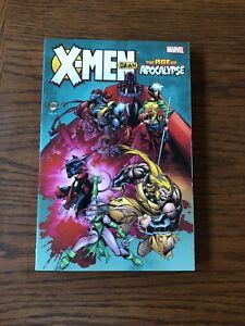X-Men Age of Apocalypse Vol 1 Dawn New Printing Marvel Comics TPB