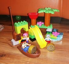 LEGO DUPLO JAKE AND THE NEVERLAND PIRATES 10513 NEVERLAND HIDEOUT & EXTRAS