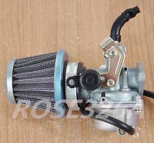 PZ19 Carburettor W/ Air Filter For Honda Z50R CT70 Trail Minibike 50cc 70cc Carb