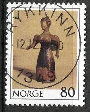 Norway 1978, NK 835 Son Superb 1349 Rykkinn 12.12.78 (AK)