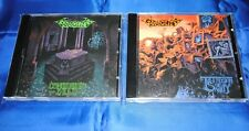 GORGUTS - 2CD Set - Considered Dead / The Erosion Of Sanity