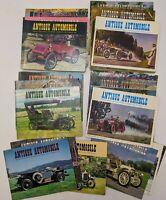 Lot of 28 Vintage 1970s ANTIQUE AUTOMOBILE Club Magazines Classic Cars 1975-79