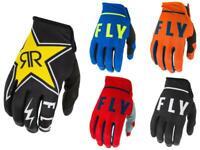 2020 Fly Racing Lite Adult Motocross Gloves - MX ATV Off-Road Gloves