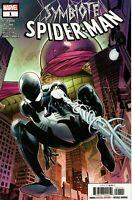 Symbiote Spider-Man Comic Issue 1 Modern Age First Print 2019 David Land Coello