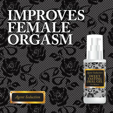AGENT SEDUCTION SWEET TASTING ORAL GEL FOR WOMEN – AMAZING ORAL SEX