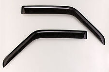 CHEVY CAMARO / PONTIAC FIREBIRD 93-02 SIDE WINDOW VISORS BLACK SMOKE AVS # 92246