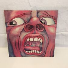 KING CRIMSON - In The Court Of The Crimson King - LP UK Island Vinyl Records