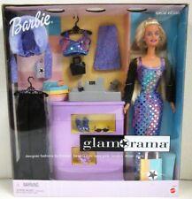 Glamorama Glam O Rama Barbie Doll and Play Set (Special Edition) (NEW)