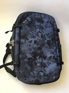 Pacsafe Venturesafe VIBE 40 anti theft travel carry-on backpack bag, NEW