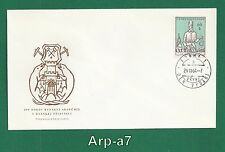 (Fc1092) Czechoslovakia Fdc-First Day Cover 1964 The 200 years of Banska academy
