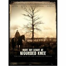 BURY MY HEART AT WOUNDED KNEE (2007) Region 4 [DVD] Anna Paquin