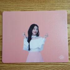 Joy Red Velvet Etude House Color Lip Lacquer Promotion Mouse Pad Genuine