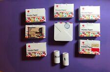 Phomemo M02S Minidrucker Fotodrucker Bluetooth Drucker Thermodrucker ,Gebraucht