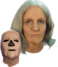 Morris Costumes Old Woman Foam Latex Face Mask. HD600142