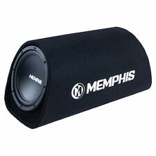 """New listing Memphis Audio Srx18Spt 120W Rms Amplified Vented 8"""" Bass Tube"""