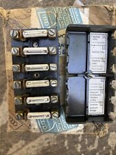 DKW JUNIOR / DELUXE / F11 / F12 1960 1961 1962 Fuse Box N.O.S