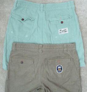 Howler Bros Mens 33 Heed The Call Stretch Lightweight Corduroy Premium Shorts