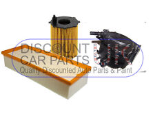 Oil Air Fuel Filter Citroen C4 Grand Picasso 1.6 HDi 16v 1560 Diesel 110 BHP 1/0