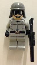 STAR WARS LEGO STORM imperiale at-st PILOTA Mini Figura & Gun Frigo Calamita 4.5cm
