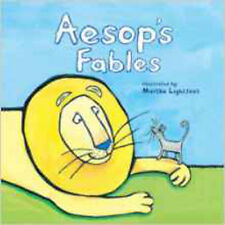 Aesop's Fables, New, Martha Lightfoot Book