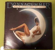 DONNA SUMMER - FOUR SEASONS OF LOVE       LP
