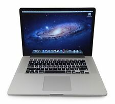 "Apple MacBook Pro Retina Core i7 2.3Ghz 16GB 256GB 15"" MC975LL/A"
