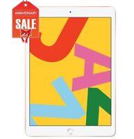 Apple iPad 7th Gen. 32GB, Wi-Fi + 4G (Unlocked), 10.2 in - Gold (R-D)