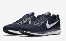 acd6272200 Nike Air Zoom Pegasus 34 Obsidian Navy Blue Men Running Shoes Sneaker  880555-407 10.5