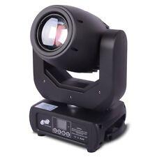 ETEC LED Moving Head E150 Spot - 150W elektronischer Fokus 2 Goboräder Rotation