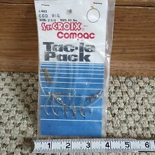 St. Croix compac Tackle Pack 40 lbs  Saltwater hooks for fishing lures (lot4208)