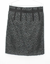 Above Knee Straight, Pencil Regular Floral Skirts for Women