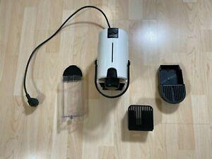 Nespresso Krups Inissia XN 100 weiß creme Espresso Maschine Kapseln Ersatz Teile
